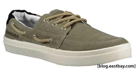 quicksilver boat shoes quicksilver surfside summer colorways eastbay blog