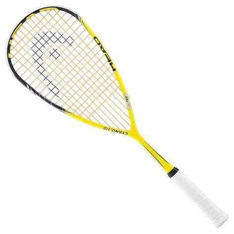 Raket Tennis Rs squash racket youtek cyano2 115