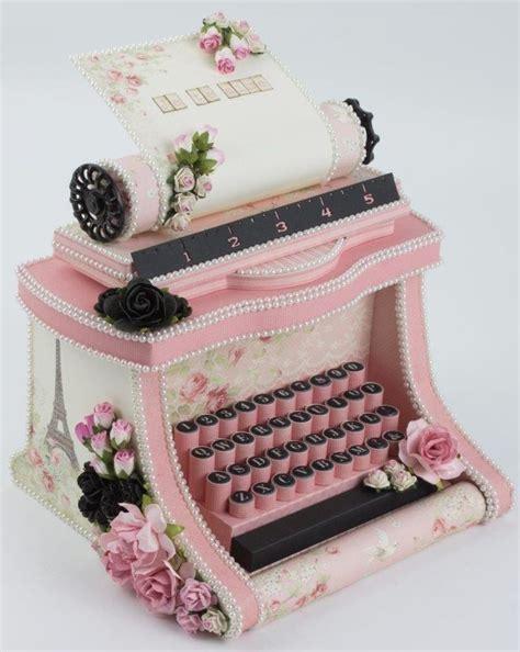 Pin By Tara Bergeron On Diy Crafts - je t aime typewriter box tara s craft studio paper