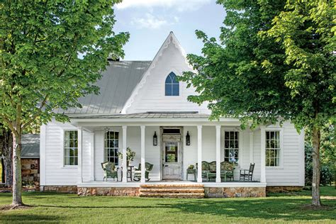 Southern Living Design Home Nashville Tennessee Mountain Cottage Southern Living