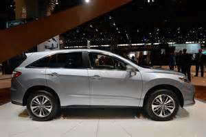 2016 Acura Rdx Pricing 2016 Acura Rdx Price Review Release Specs Mpg