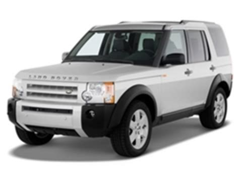 land rover discovery 3 lr3 complete official factory service repa
