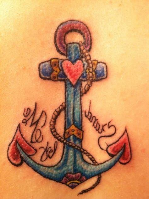 tattoo old school ancora tatuaggio ancora storia significato ed immagini