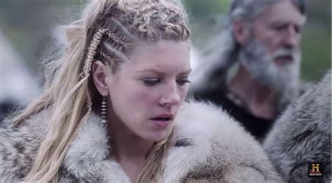 how to do braids like ragnar vikings vikings season 4 official sdcc trailer comic con 2015