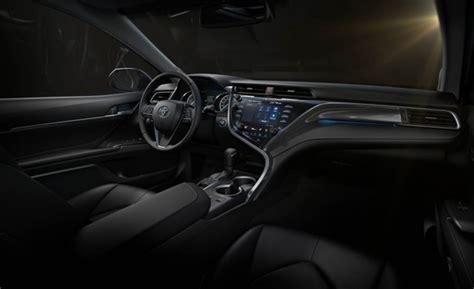 Toyota Camry Interior 2018 Toyota Camry Price Engine Interior Performance