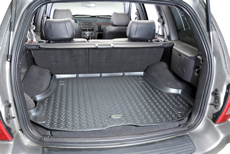 Jeep Grand Cargo Liner Quadratec 174 14255 7221 Ultimate All Weather Rear Cargo