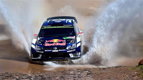 Rally Auto Jazda by Jari Matti Latvala Storms Clear Of Ogier In Mexico