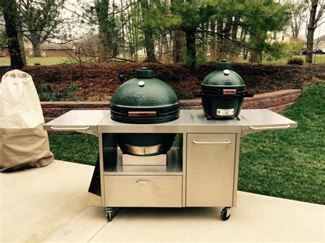 large green egg table minimax with large big green egg table large