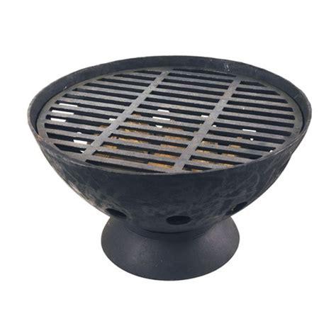 feuerschale gusseisen grill eschert feuerschale 248 56x32cm gusseisen esschert feuer