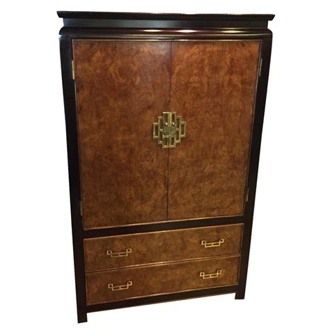 century furniture armoire century furniture chin hua bedroom armoire chairish