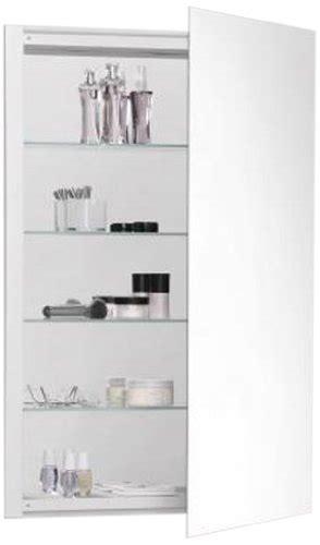 Robern Medicine Cabinets Canada Robern Cb Rc2436d4fp1 R3 Series Plain Mirror Medicine