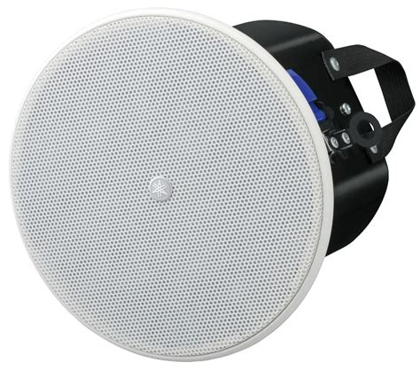 8 Ohm Ceiling Speakers by Yamaha Vxc4w 4 8 Ohm 70v Ceiling Speaker Pair In White