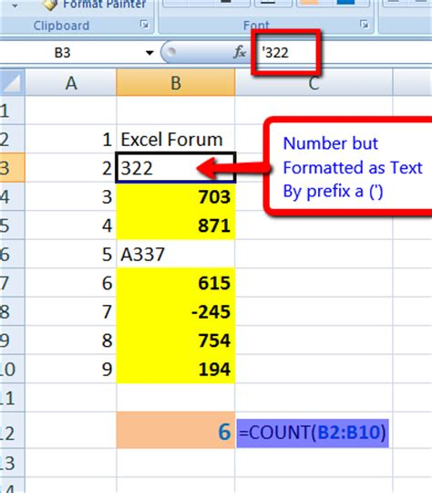countif tutorial excel 2010 excel 2010 count functions count counta countif and