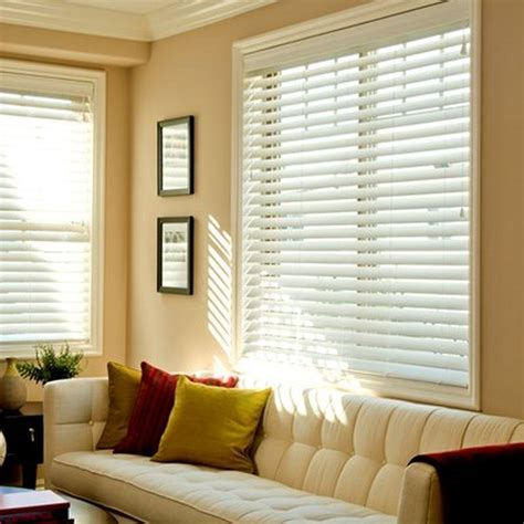 Window Blinds Home Depot by Faux Wood Blinds Blinds Window Treatments The Home Depot