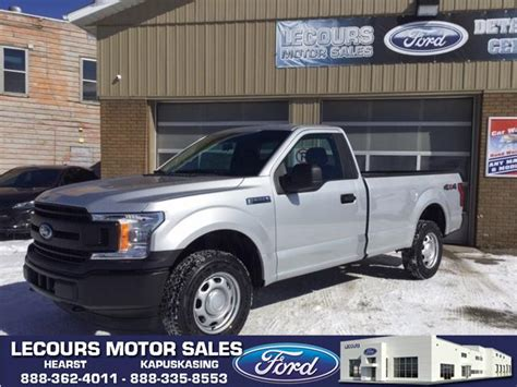 ford   xl  engine  package   bw  sale  hearst lecours motor sales