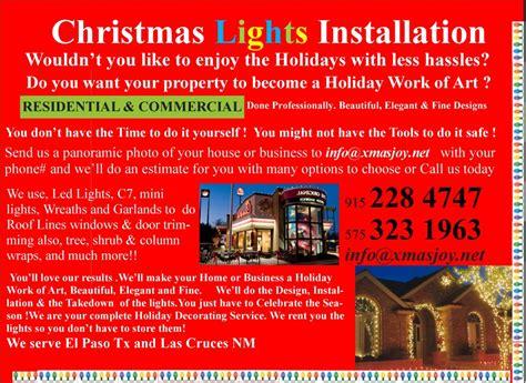 light installation best light