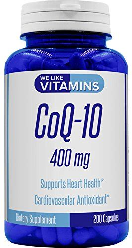 Q Sorb Coenzyme Q10 200 Mg 240 Softgells Puritans Usa compare price to co q 10 vitamins tragerlaw biz