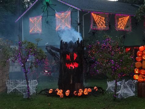 Scary halloween decorating ideas for outside 34 scary outdoor pictures