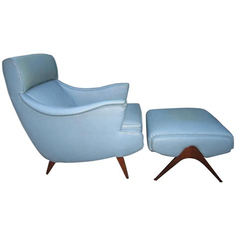 modern lounge chair with ottoman exciting mid century modern kagan inspired lounge chair
