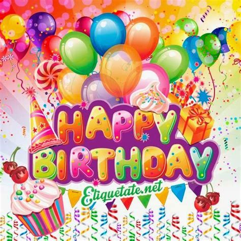 imagenes de happy birthday para compartir en facebook im 225 genes de happy birthday gratis para compartir