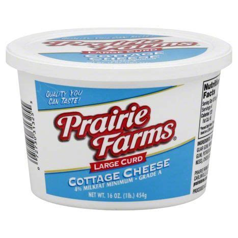carbon dioxide in cottage cheese buy prairie farms cottage cheese large curd