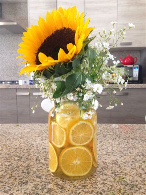 the 25 best ideas about sunflower centerpieces on