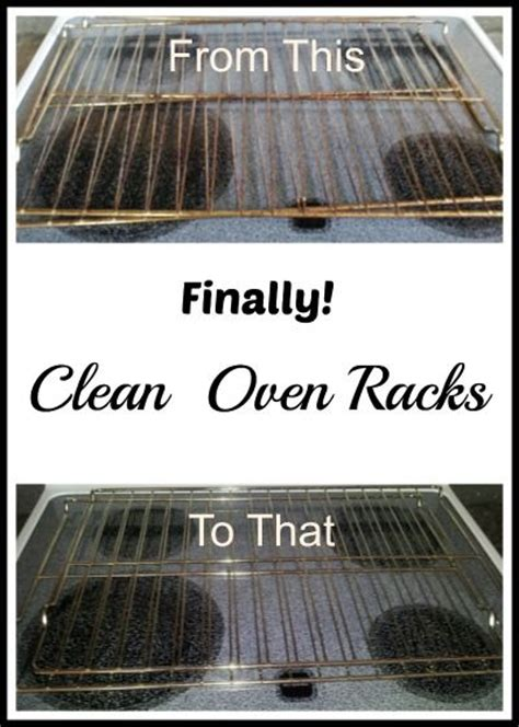 The Best Way To Clean Oven Racks by 17 Best Ideas About Cleaning Oven Racks On