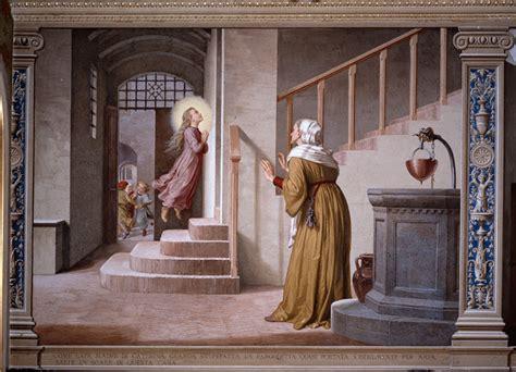 casa di santa caterina siena scuola ecclesia mater immagini per meditare della