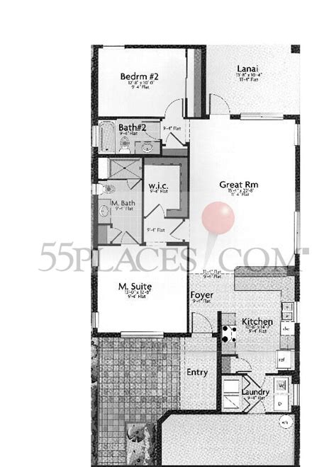 solivita floor plans islamorada floorplan 1285 sq ft solivita 55places com