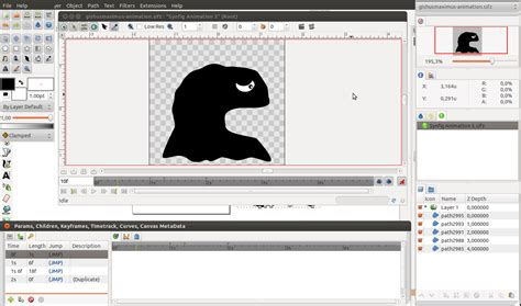 inkscape tutorial animation image gallery synfig