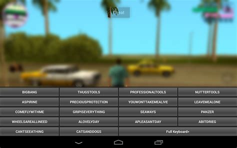 gta vice city cheats android apk gta vice city cheater for android