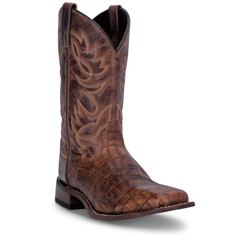 square toe cowboy boots for laredo s tailgator 11 quot square toe cowboy boots