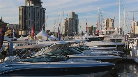 st pete boat show st pete boat show sees bigger demand for all types of