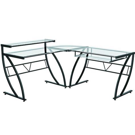 Staten Glass Corner Desk Buy Small Corner Desk For Small Areas Small Glass Corner Desk Buy Lewis Staten Glass