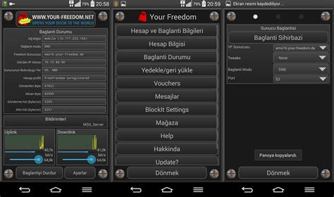 youfreedom apk vodafone your freedom ile bedava internet 2016