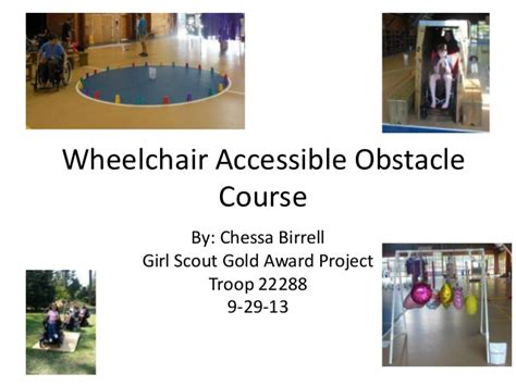 High Efficiency Home Plans Wheelchair Accessible Obstacle Course
