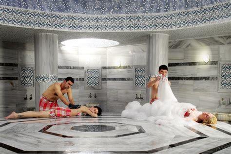 turkish bathroom hamam or turkish bath tour in kusadasi
