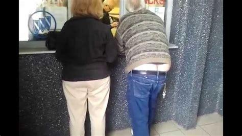 old man sagging buns old fart republican white men sag their pants too lookin
