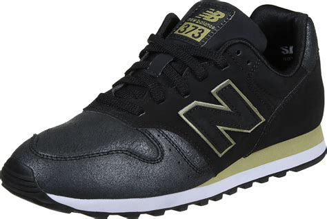 gold new balance sneakers new balance wl373 w shoes black gold