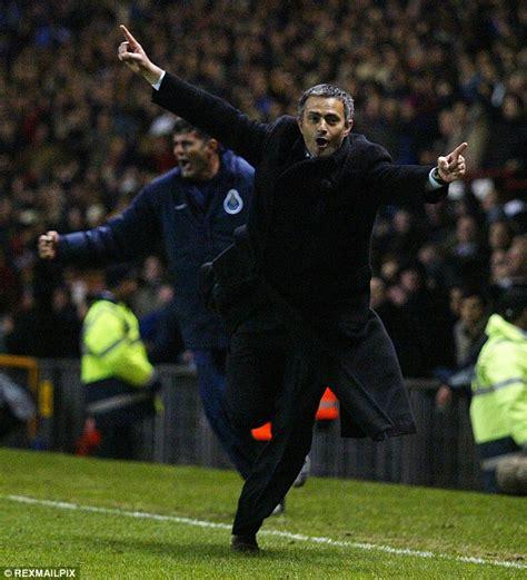 porto mourinho manchester united jose mourinho reveals all daily