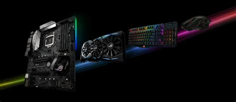 asus aura sync fans buy asus rog strix z270f gaming motherboard online in