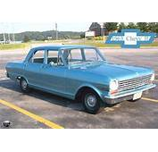 1963 Chevrolet Chevy II  Information And Photos MOMENTcar