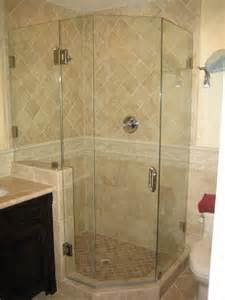 shower enclosures traditional bathroom los angeles