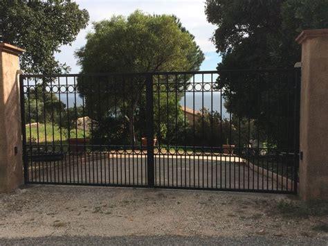rokia pour la maison fabrication sur mesure portail en acier mod 232 le colin