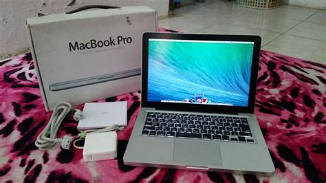Laptop Apple Macbook Bekas jual laptop bekas macbook md313 surabaya