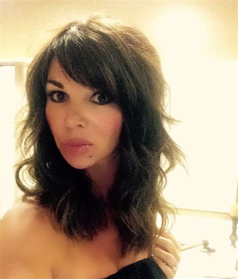 blunt cut at bottom and layered on top hairstyles love my new cut blunt bottom with long layers side bangs
