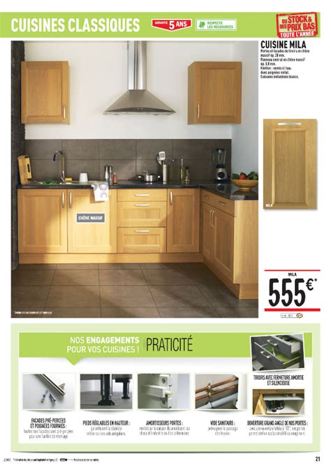 brico depot catalogue cuisine 駲uip馥 brico d 233 p 244 t cuisine et bains cataloguespromo com