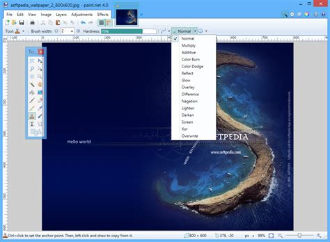 paint net 4 review advanced photo editor for casual users