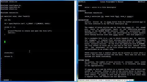 tutorial c in linux c programming in linux tutorial 024 open read write