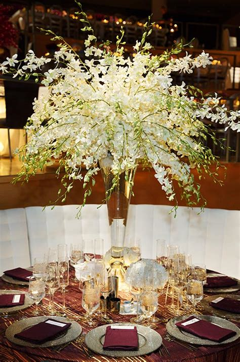 orchids centerpieces wedding ideas 20 truly amazing wedding centerpiece ideas dendrobium orchids purple and orchid